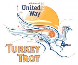 2014 Turkey trot logo