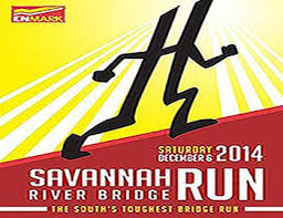 2014 bridge run logo