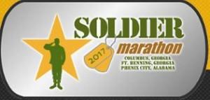 2017 Soldier Marathon logo