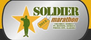 2018 Soldier Marathon logo image